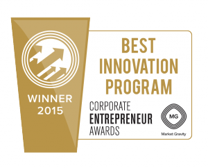 Best innovation program
