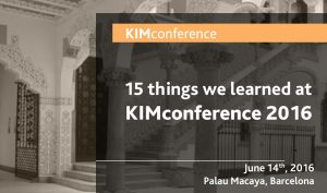 kimconference2016_lessons learned