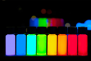 OBTAINING METHOD OF NANOPARTICLES OF CDTE-GSH HIGHLY FLUORESCENT (QUANTUM DOTS)