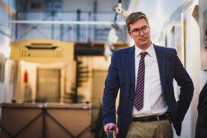 Jakub Kruszelnicki (CUT) Innovación en Polonia