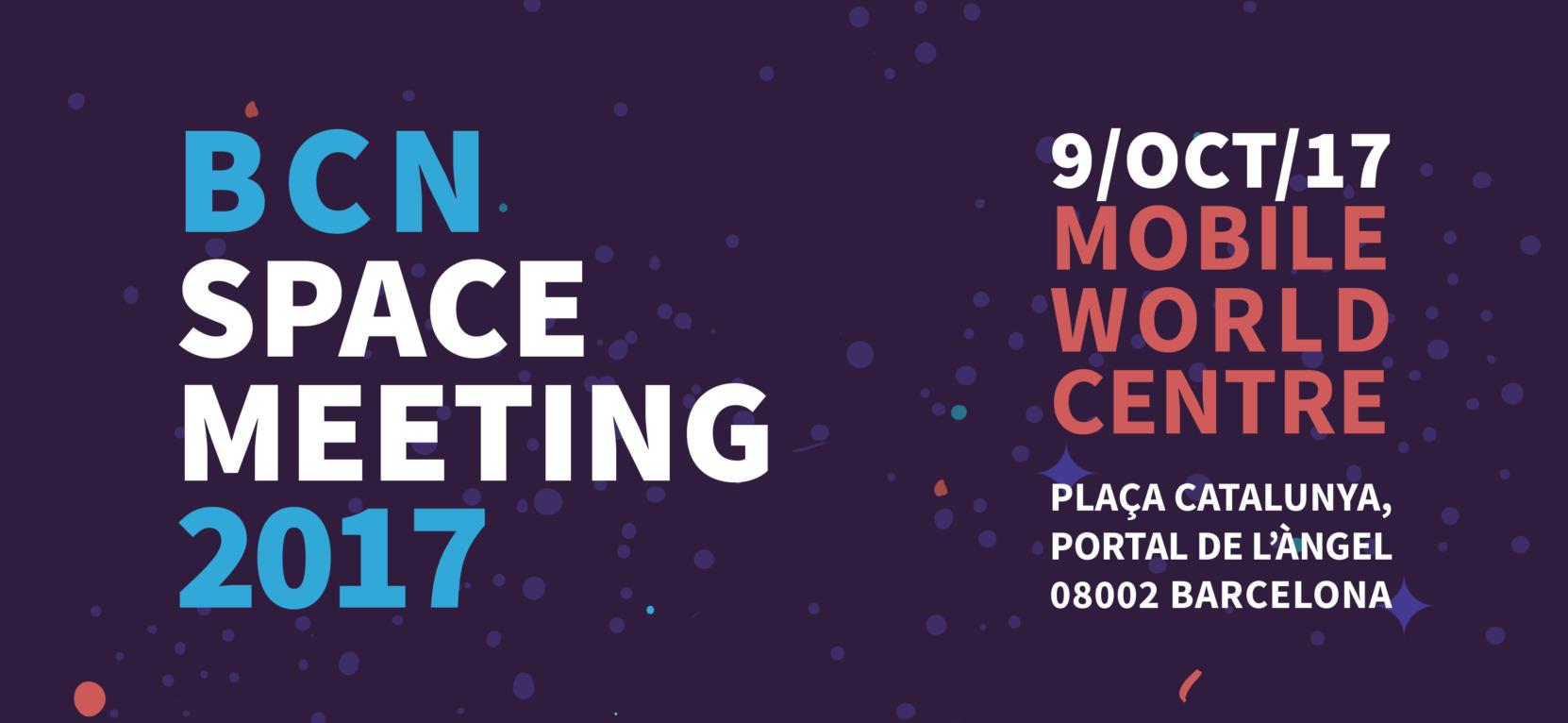 BCN Space Meeting