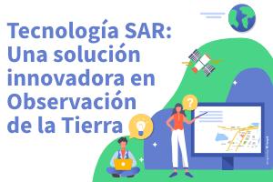 Curso de teledetección con radar de apertura sintética SAR