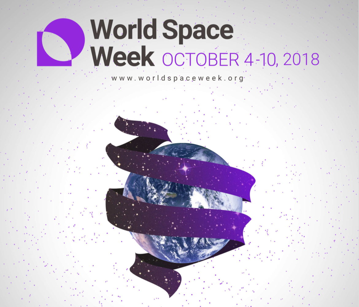World Space Week 2018