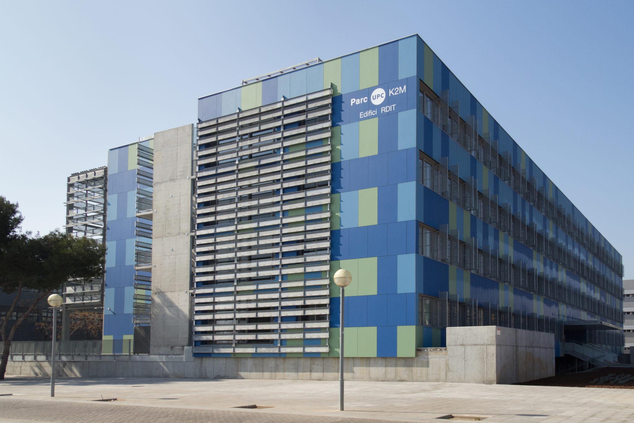 Edificio RDIT