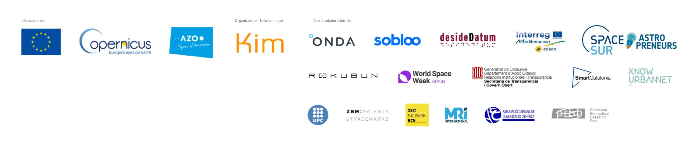 Copernicus Hackathon Barcelona 2019
