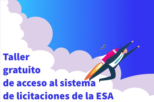 Acceso al sistema de licitaciones de la ESA