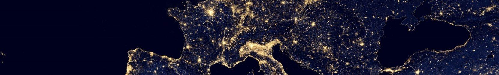 Europe-lights