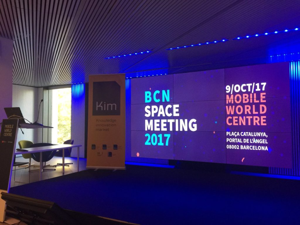 BCN Space Meeting 2017