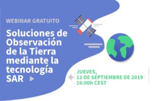 Soluciones de Observación de la Tierra mediante la tecnología SAR