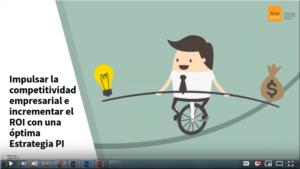 WebinarKIM -Impulsar la competitividad empresarial e incrementar el ROI con una óptima estrategia PI