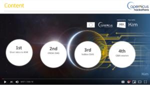 Webinar- #CopHack: Data Visualization Platforms for Copernicus