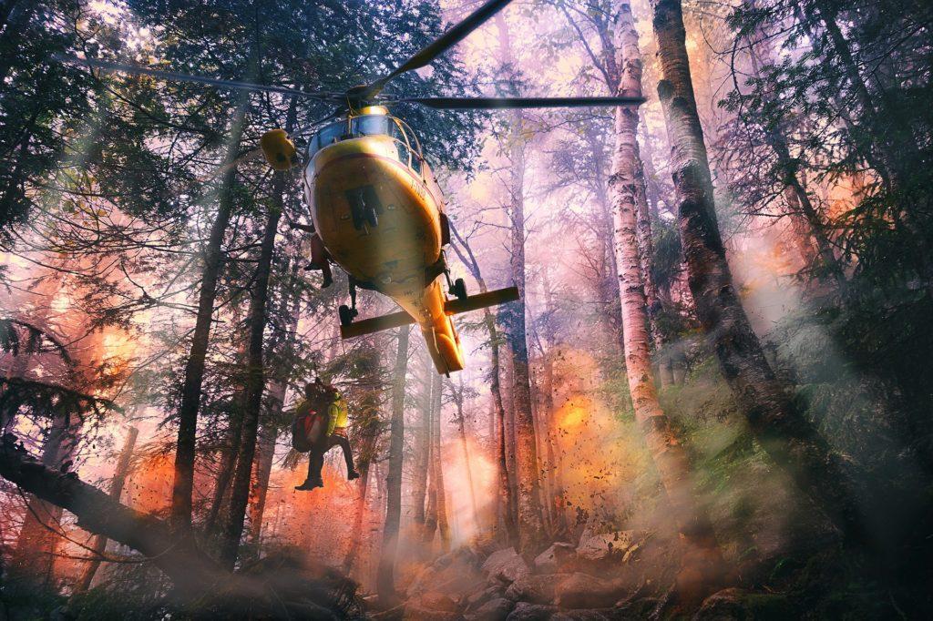 Emergencias, incendios, servicios críticos, Galileo GNSS