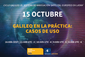 Webinar Galileo en la práctica: Casos de uso