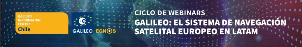 Ciclo de webinars | Galileo: El sistema de navegación satelital europeo en LATAM