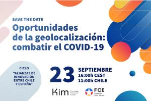 Oportunidadeas de la geolocalización: combatir el COVID-19