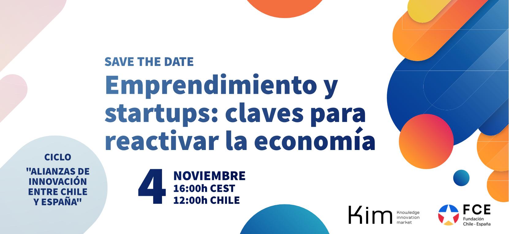 Emprendimiento y startups: claves para reactivar la economía
