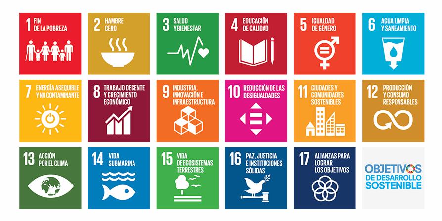 ODS - Objetivos de Desarrollo Sostenible