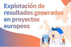 Explotación de resultados generados en proyectos europeos