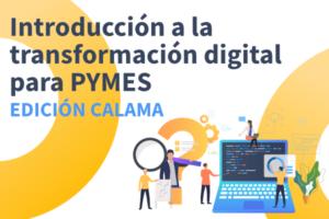 Introducción a al transformación digital para PYMES | Edición Calama