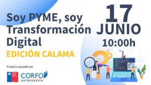 Transformación Digital PYMES - Calama
